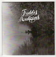 (GL153) Freddy & The Medicines, The Rest Is History - 2014 DJ CD