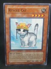 VLP to NM Unlimited Yugioh Rescue Cat Common FET-EN033