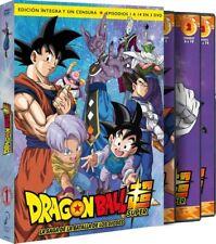 DRAGON BALL SUPER BOX 1 LA BATALLA DE LOS DIOSES DVD 1-14  NUEVO ( SIN ABRIR )