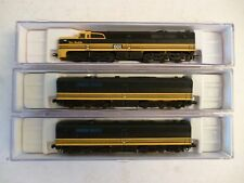N Scale D&RGW Rio Grande #601 ALCO PA Engine And Two Dummy Engines
