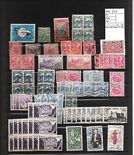 Lot 731-tunisia stamps