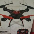 World Tech Elite Rogue Drone Quadcopter 2.4ghz New in open box
