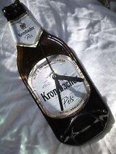 Krombacher Bierflasche Uhr