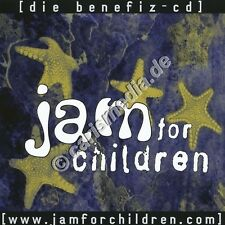 CD: JAM FOR CHILDREN - Diverse Interpreten *NEU*