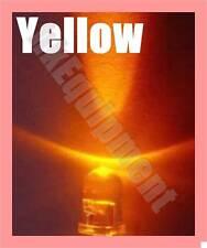 5mm Yellow 15000mcd Super Bright LEDs LED x100