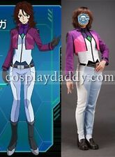 Gundam 00 Sumeragi Lee Noraige Cosplay Costume