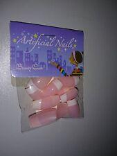 Künstliche Fingernägel Kunstnägel Hand Tips rosa