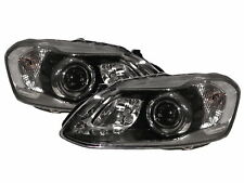 XC60 MK1 2014-2017 Facelift CUV 5D AFS Projector Headlight Black for VOLVO LHD