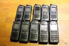 Radio portatif TETRA MOTOROLA CEP400 Lot de 10 pieces