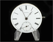 Rare Antique 1879-1881 LONGINES - Dial & Movement for Pocket Watch - №219600