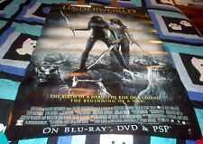 Underworld Rise of the Lycans Movie Rental Poster Horror 2009 Vampires Werewolfs