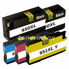 5pk 950XL 951XL Compatible Ink Cartridge For HP OfficeJet 8100 8600 8610 8615