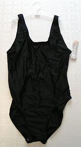 Ladies Swimsuit, Black