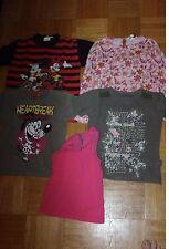 Kinder Kleiderpaket Shirt Gr. 122 - 128 T-Shirt Mädchen