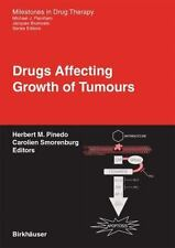 Drugs Affecting Growth of Tumours (Milestones in Drug Therapy)-ExLibrary