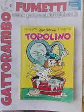 Topolino N.1114 con bollino - Mondadori Discreto