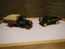 New listing John Deere 2 Diecast Scale Trucks 31 Hawkeye Delivery & Great Dane Parts Express