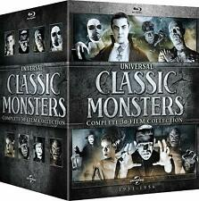 Brand NEW & SEALED!!! Universal Classic Monsters: Complete 30-Film Collection