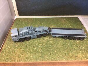 1/87 Scale Roco Minitanks Faun Tank Transporter