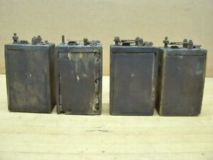 Vintage Ford Model T A Antique Car Engine Ignition Coils Buzz Box Hit Miss Gas H