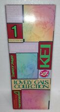 BANDAI 1985 LOVELY GALS COLLECTION KEI BRAND NEW