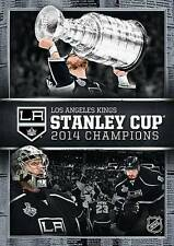 LOS ANGELES KINGS - 2014 Stanley Cup Champions (NHL) DVD [V11] VG
