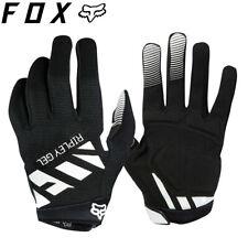 Fox Black-White 2018 Ripley Gel Womens MTB Gloves