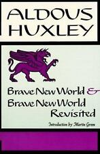 Brave New World by Aldous Huxley (1942, Paperback)