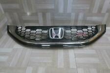 "NEW 2010-15 GENUINE HONDA CIVIC FB 9th SEDAN FRONT GRILLE /""H/"" EMBLEM 75700-TR0"