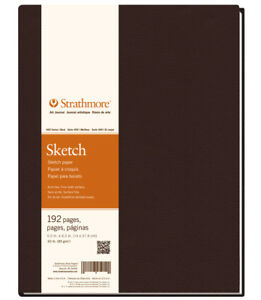 Strathmore 400 Hardbound Sketch 5.5X8.5