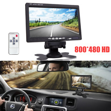 """7"""" Digital Color LCD Screen Rear View Backup Monitor For Car Truck"""