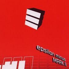 EPSILON MINUS Mark II CD 2003
