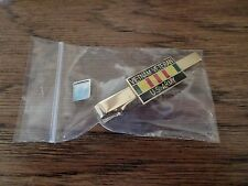 U.S MILITARY ARMY VIETNAM VETERAN TIE BAR OR TIE TAC CLIP ON TYPE