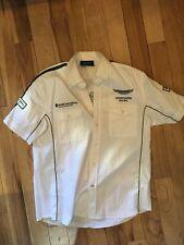 Vintage Aston Martin Racing Shirt Medium NASCAR Formula 1