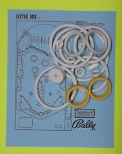 1972 Bally Little Joe pinball rubber ring kit