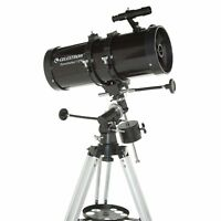 Celestron PowerSeeker 127EQ Newtonian Reflector Telescope 127mm (21049)