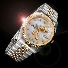 Walt Disney Princess Mickey Mouse Men Women Unisex Fashion Wrist Watch Gift