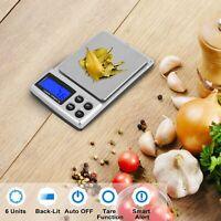 1000g x 0.01g Digital Pocket Gram Scale Jewelry Weight Electronic Balance Scale