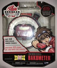 Bakugan Gundalian BAKUMETER Bracelet & Exclusive Ability Card