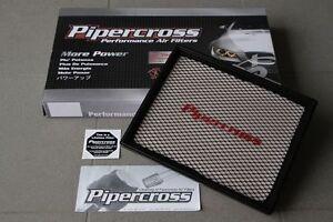 Pipercross ölfreier Austauschluftfilter für BMW M2 (F87) mit 370 PS