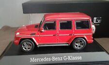 Norev Mercedes G-clase serie w463 fuego Opal modelcar 1:43