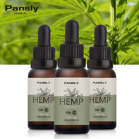 Hemp Seed Organic Canabis 3000mg Oil Healthy Natural Cold Pressed Stress Relief