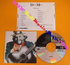 CD DISCO MESE 18 NAPOLI PROMO compilation 1995 PINO DANIELE ALMAMEGRETTA (C18)