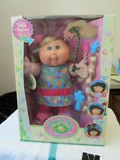 BRAND NEW IN ORIGINAL BOX CABBAGE PATCH KIDS POP'N STYLE KID- COLLECTABLE