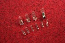 Lampensatz für Dual  KA 360 / KA360