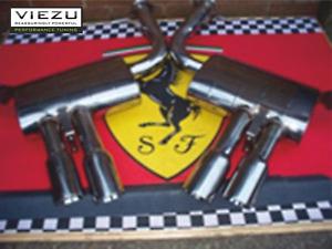 Ferrari 612 Scaglietti High Performance Exhaust System