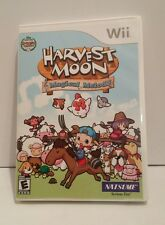 Harvest Moon: Magical Melody (Nintendo Wii, 2008)