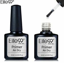 Elite99 10ML Fast Air Dry Primer UV LED Gel Polish Nails UK