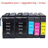 Compatible Ink Cartridges for HP 950XL 951XL Officejet Pro 8100e 8600 8600 Plus