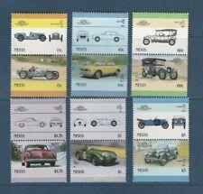 NEVIS colonie Britanique autonome série Automobile  1986 407/18   **